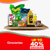 Grocery Upto 40% Off